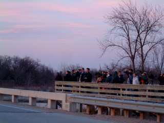 Central Platte Natural Resources District Viewing Deck